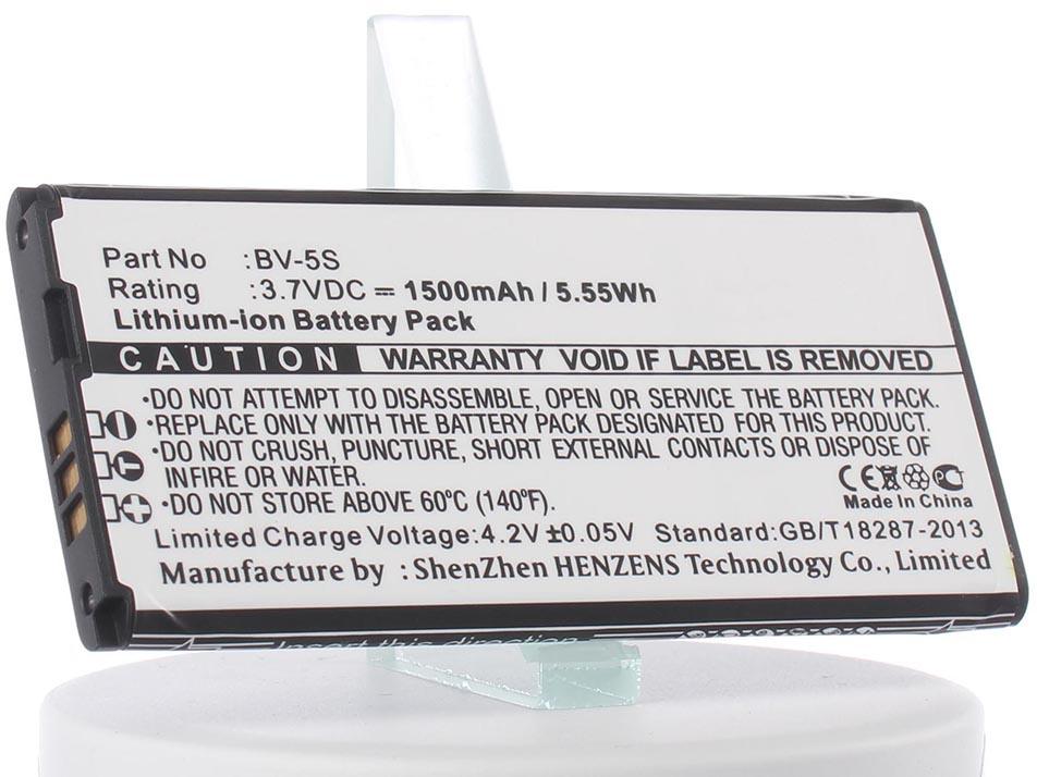 Аккумулятор для телефона iBatt BV-5S для Nokia X2 Dual SIM, RM-1013, X2 nokia x2 00