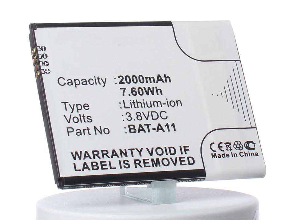 Аккумулятор для телефона iBatt BAT-A11 для Acer Liquid M330, Liquid Z410 Duo, Liquid M330 LTE, Liquid M330 Dual SIM все цены