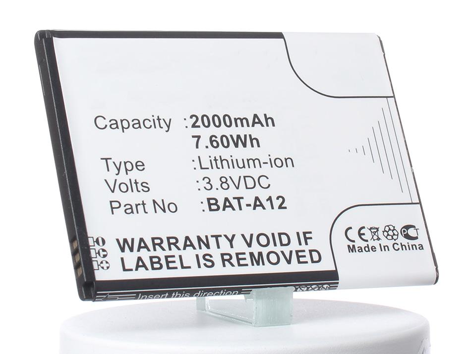 Аккумулятор для телефона iBatt BAT-A12, KT.00104.002 для Acer Liquid Z520, Liquid Z520 Duo, Liquid Z520 Dual SIM все цены