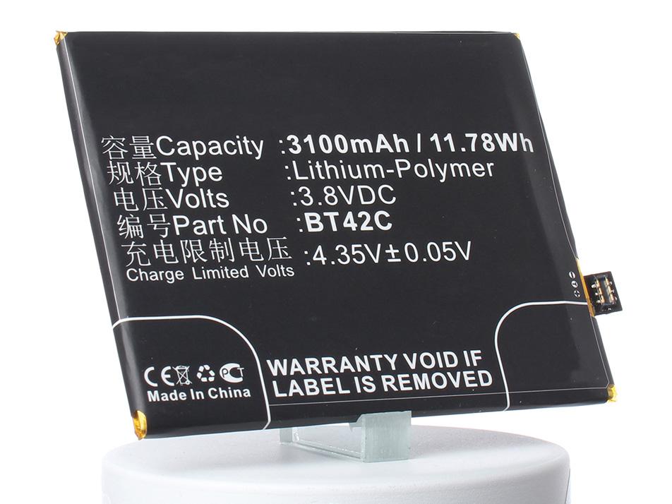 Аккумулятор для телефона iBatt BT42C для Meizu M2 Note, Note 2 аккумулятор для телефона ibatt ib bt42c m927