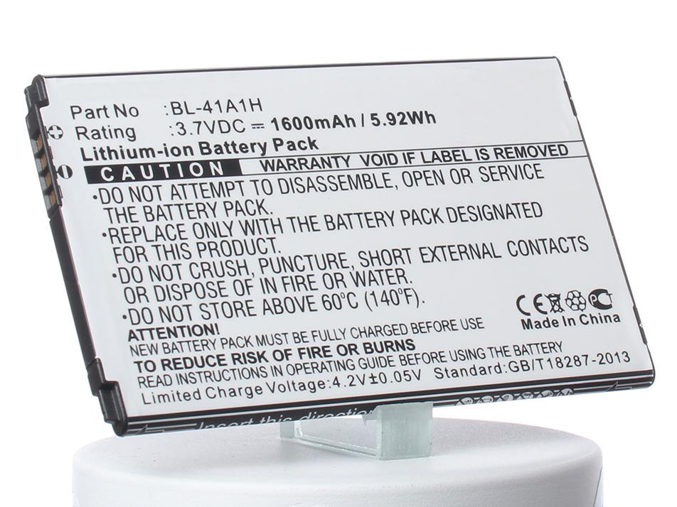 цена на Аккумулятор для телефона iBatt BL-41A1H для LG K200, K200ds, Tribute LS660, F60 D390, K200dsK