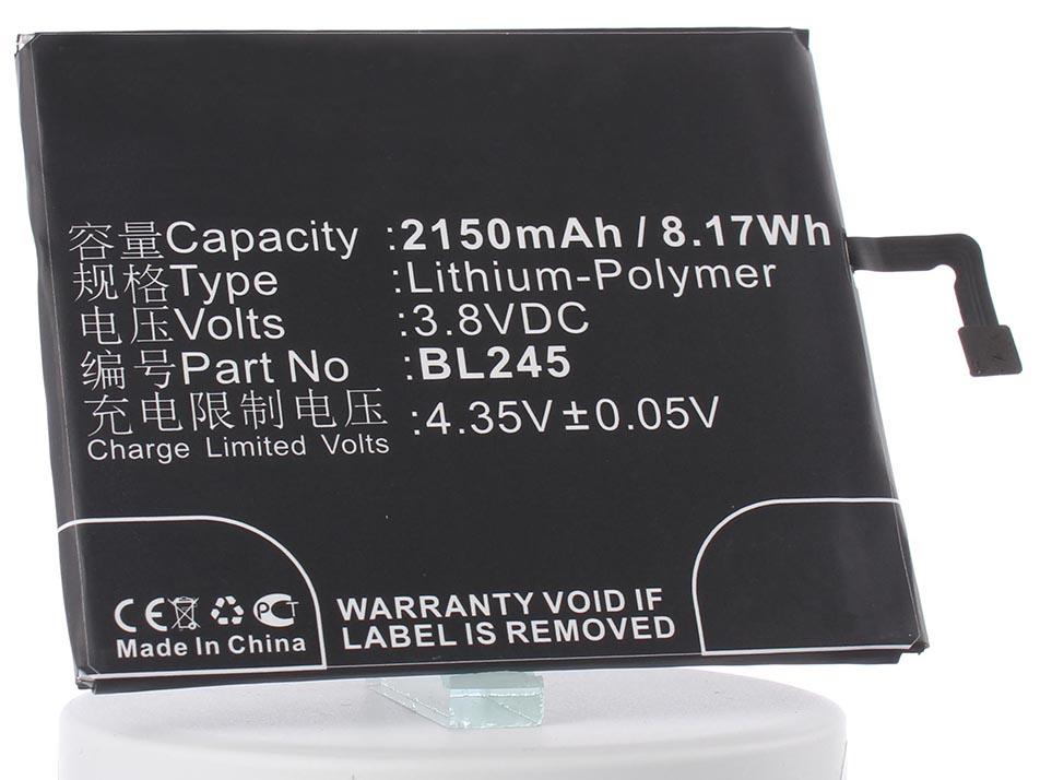 Аккумулятор для телефона iBatt BL245 для Lenovo S60-t, S60-w, S60