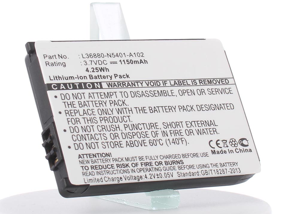 Аккумулятор для телефона iBatt V30145-K1310-X133, V30145-K1310-X127, V30145-K1310-X132 Siemens M35, C35, S35, S46, M35i, C35i, Gigaset 4010 micro, 4000 Micro 4000, 4000L 4000L, 3506