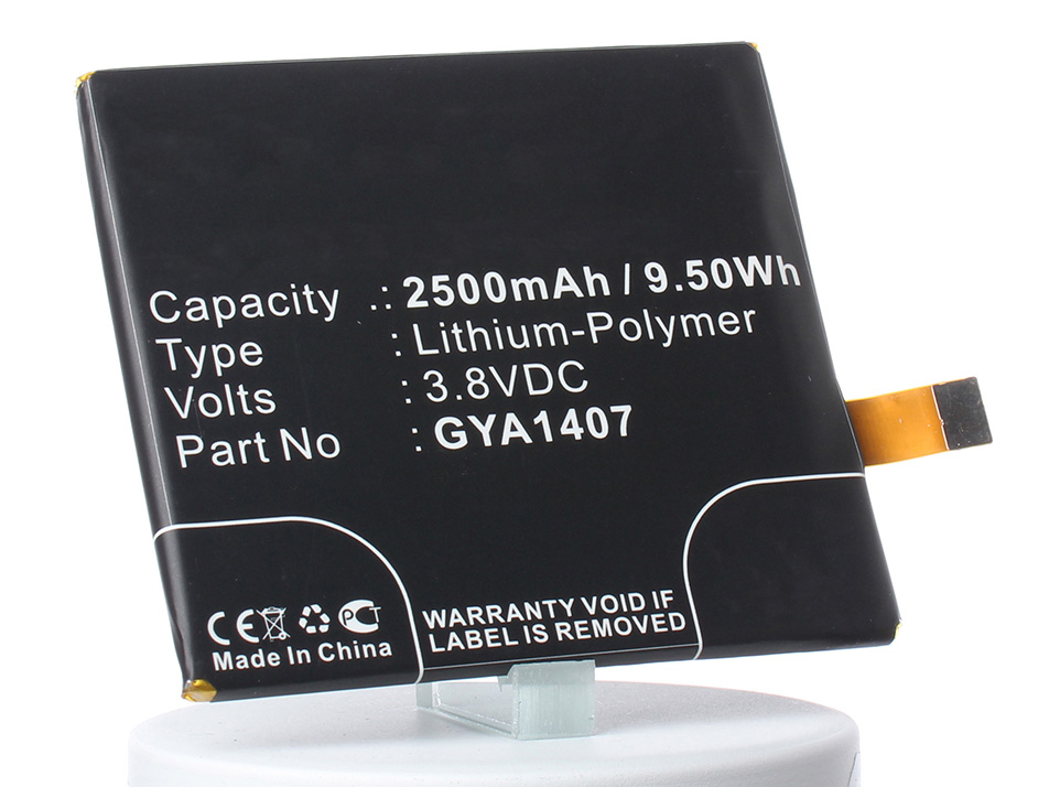 Аккумулятор для телефона iBatt B24 для BQ Aquaris E5, Aquaris E5 HD, Aquaris E5 FHD