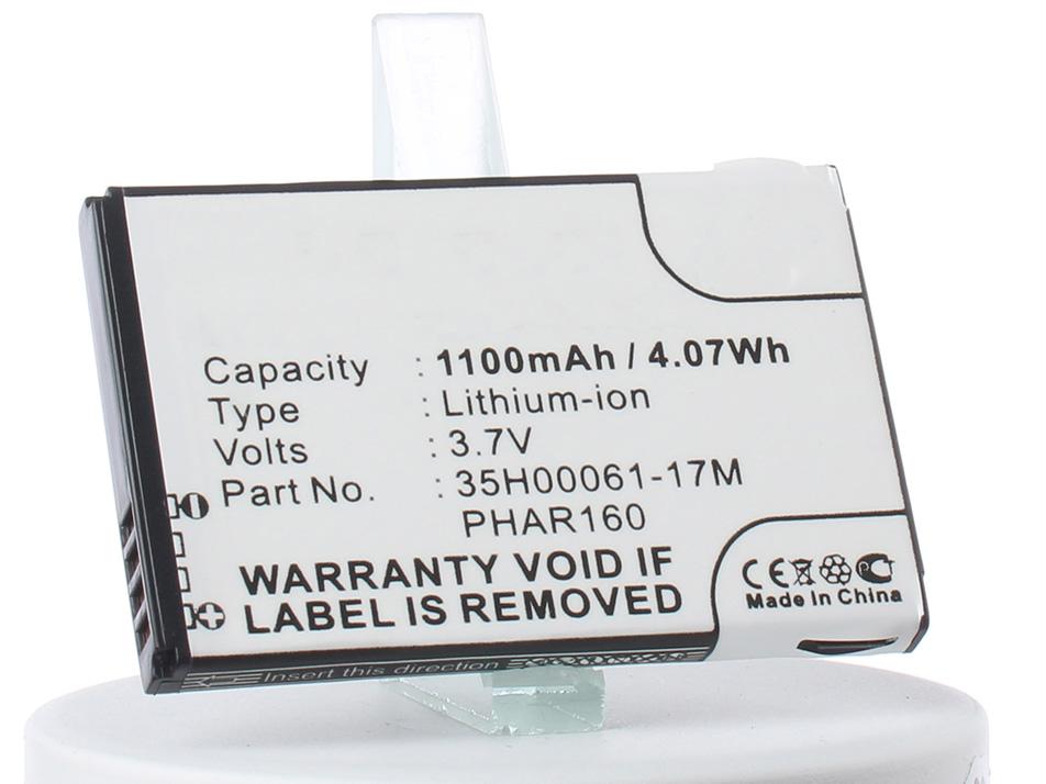Аккумулятор для телефона iBatt PHAR160 для HTC P3470, P3470 Pharos, P3479, P3479 Pharos, Pharos htc p3470 прошивка