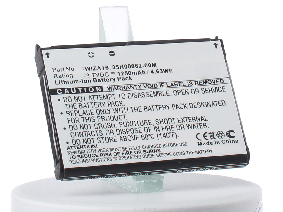 Аккумулятор для телефона iBatt WIZA16 для i-mate K-Jam, Pocket PDA, P3400 Gene, MDA Vario, P4300 Wizard, SPV M3000, MDA US, 8100, 8100, 8125, 81525, Gene, P3000 Wave, P3400i Gene, XDA Mini Pro, XDA Mini S, SPV V3000, 9100, 9100, 9100 NL аккумулятор для телефона ibatt gala160 для i mate pda n g100 gps galaxy g100