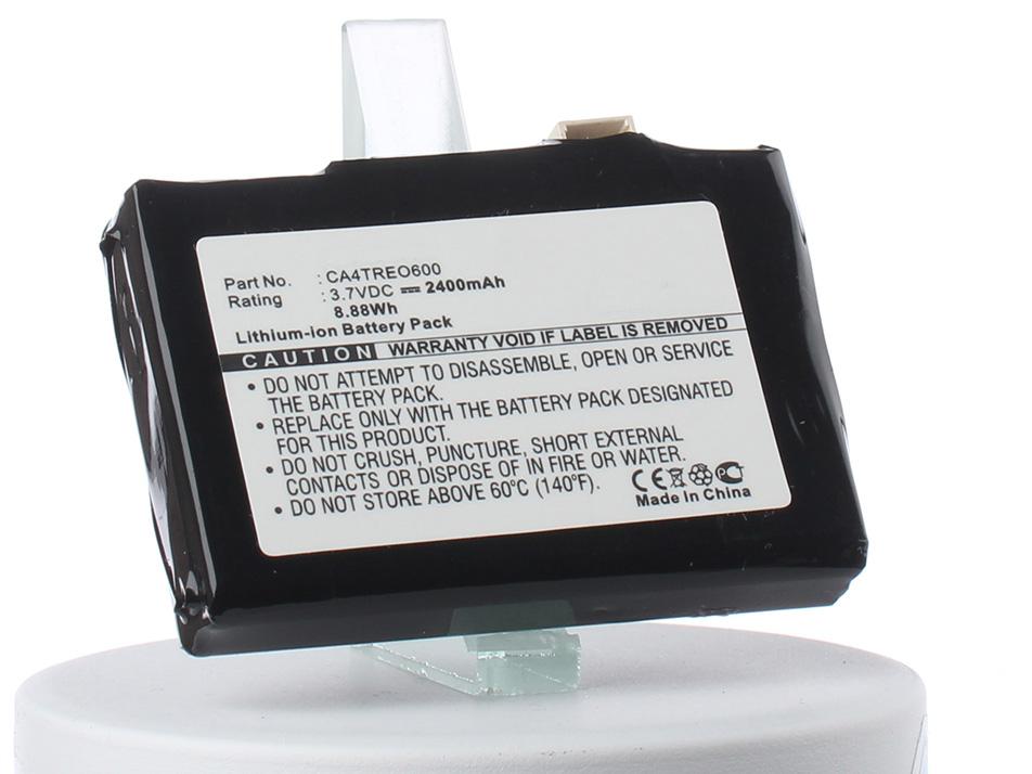 Аккумулятор для телефона iBatt EPNN7911A для Palm Treo 600, Treo 610 аккумулятор для телефона ibatt ib epnn7911a m219