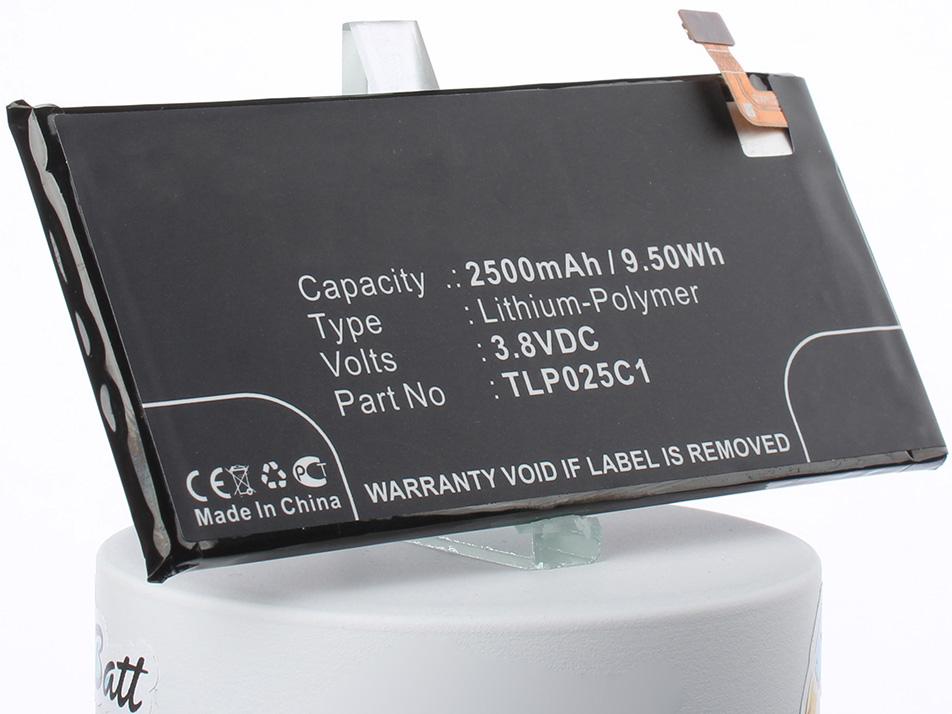 Аккумулятор для телефона iBatt TLP025C1, TLP025C2 для Alcatel One Touch Idol 3 5.5, One Touch Allure, One Touch Fierce 4 alcatel one touch 1013d white