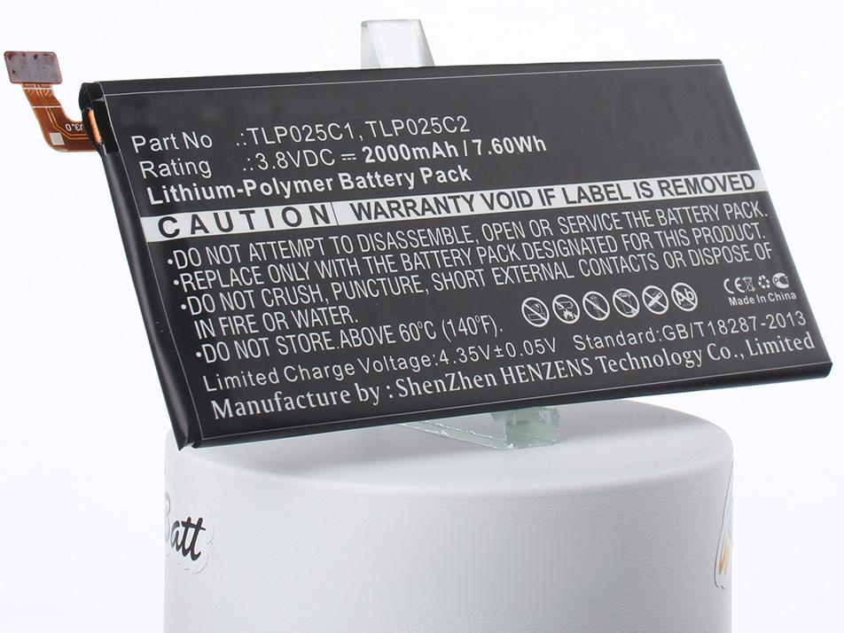 Аккумулятор для телефона iBatt TLP025C1, TLP025C2 для Alcatel One Touch Idol 3 5.5, One Touch Allure, One Touch Fierce 4 цена