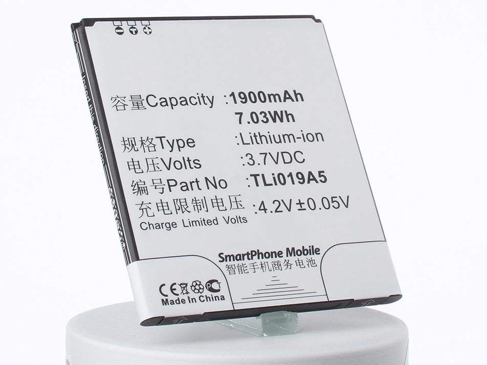 Аккумулятор для телефона iBatt TLi018D1 для Alcatel One Touch Pop 3 (5), One Touch Pop 3 (5) 4G, 5065W-2DALUS2 alcatel pop 3 5065d белый