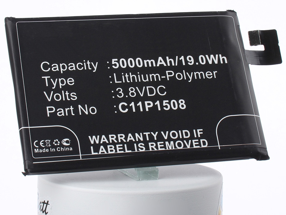 Аккумулятор для телефона iBatt C11P1508 для Asus Z010D, Z010DA, Z010AD аккумулятор для телефона ibatt c11p1508 для asus z010d z010da z010ad