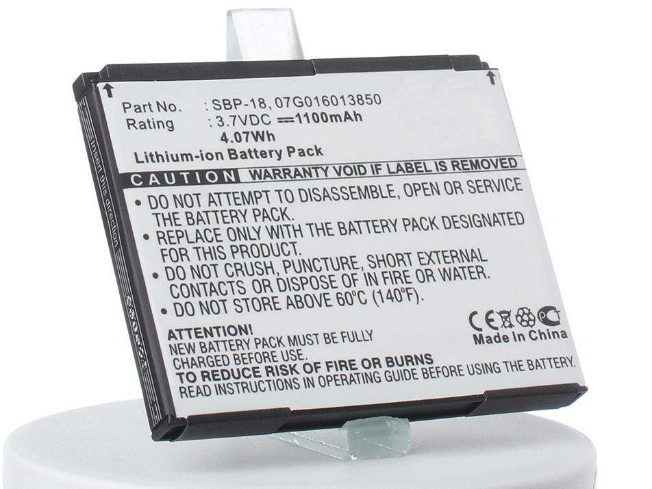 Аккумулятор для телефона iBatt SBP-18 для Asus P552w, P552v аккумулятор для телефона ibatt c11p1508 для asus z010d z010da z010ad