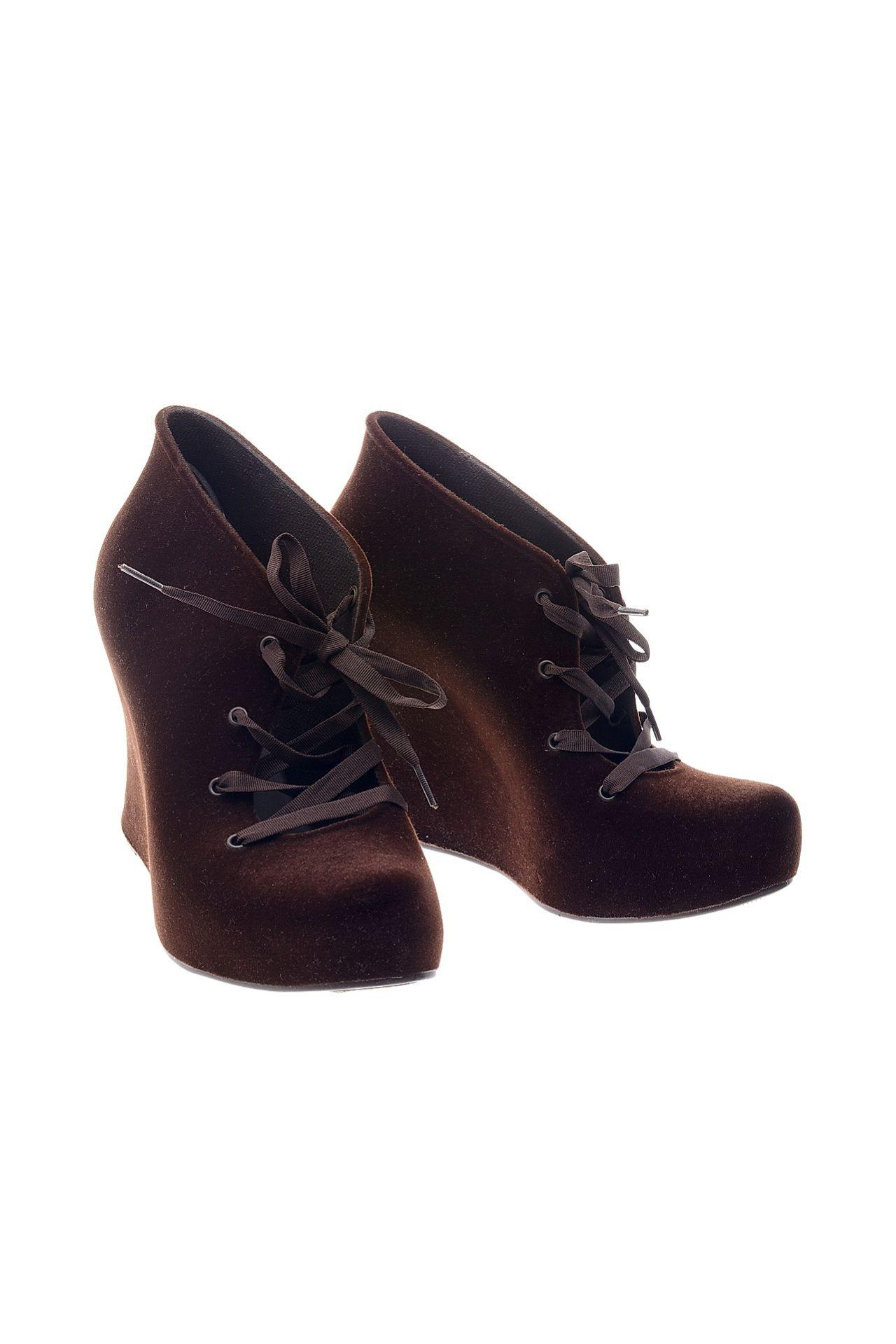 Ботильоны Melissa melissa vitorino campos обувь на шнурках