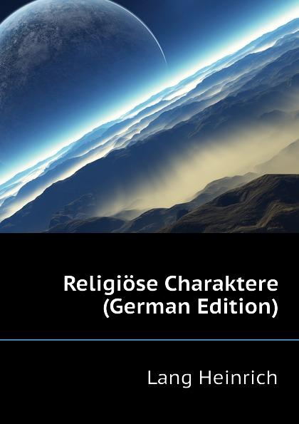 Religiose Charaktere (German Edition)