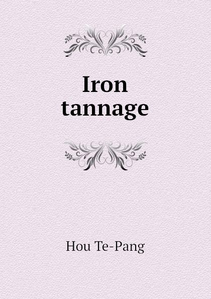 Hou Te-Pang Iron tannage кукла pang ju darjeeling pang u 861 2014
