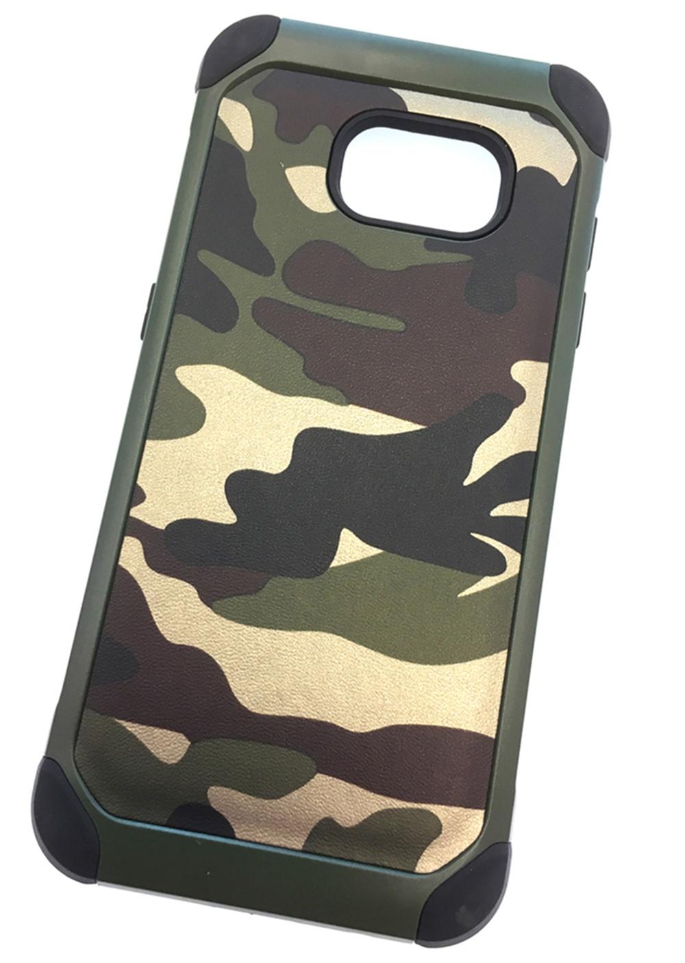 """Чехол для сотового телефона Nillkin Samsung S7"""" Накладка противоударная с защитными углами, камуфляж"""