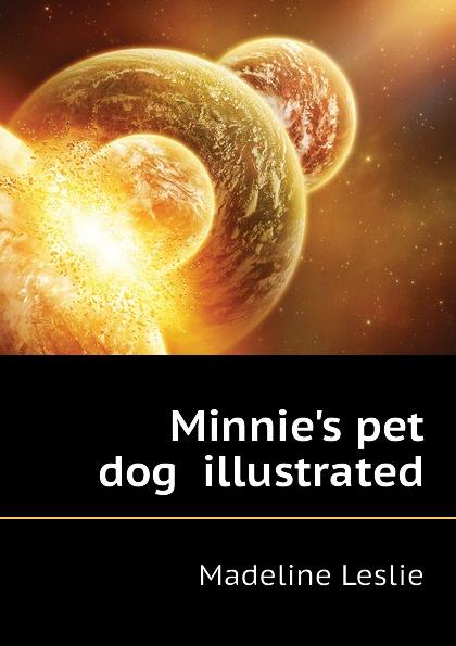 Minnies pet dog illustrated