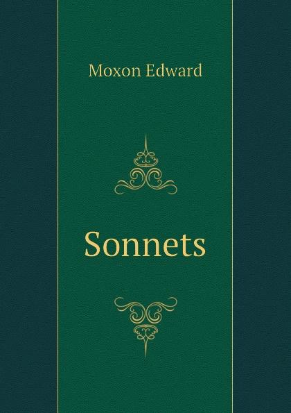 Moxon Edward Sonnets