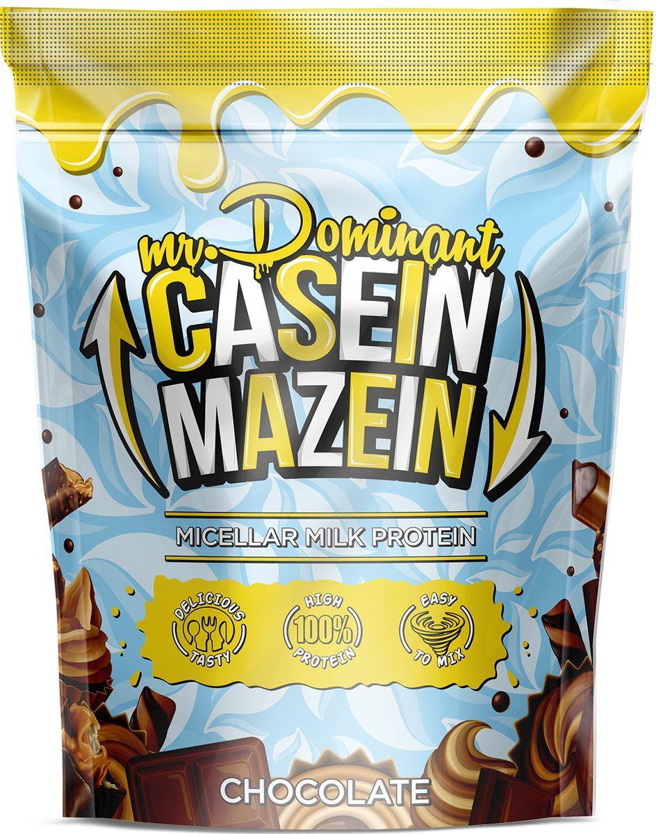 Напиток сухой Mr. Dominant Casein Masein, концентрат, шоколад, 900 г q10 liquid напиток концентрат 11мл 25 флаконы