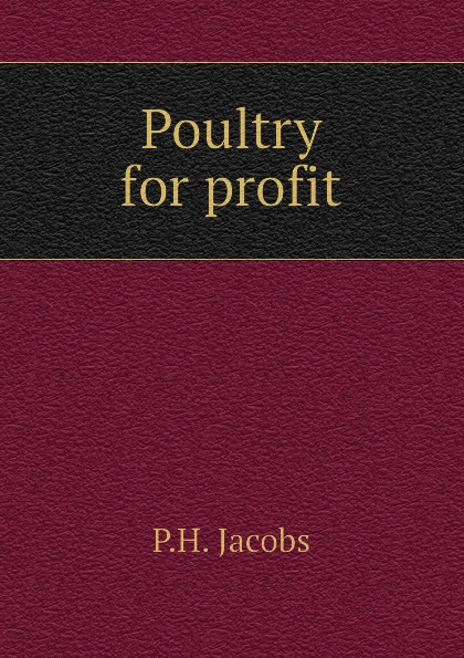 Poultry for profit