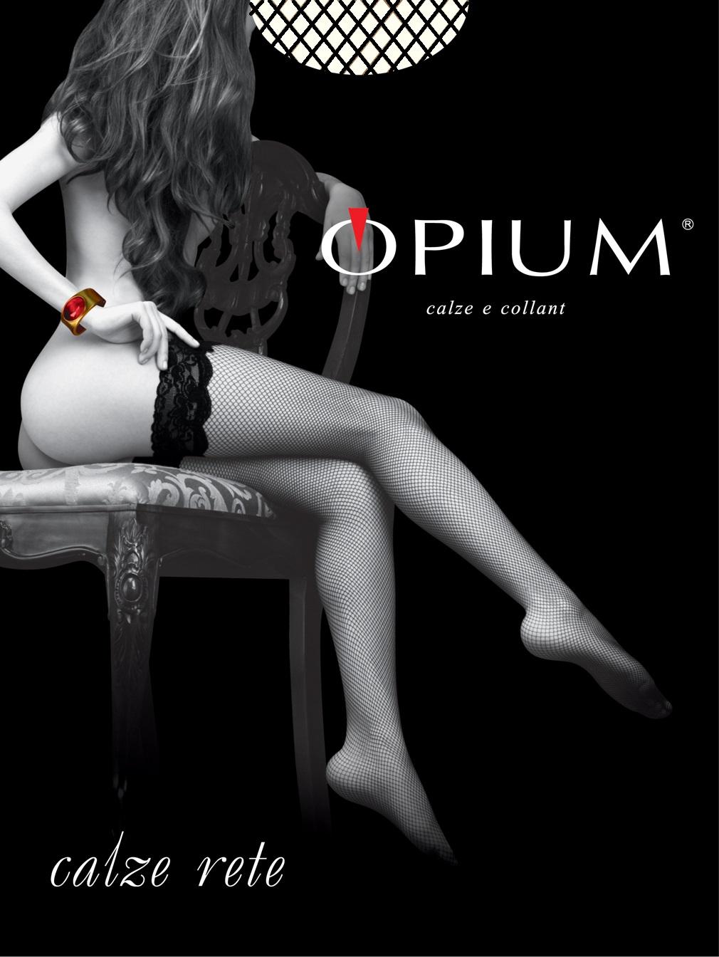 Чулки OPIUM