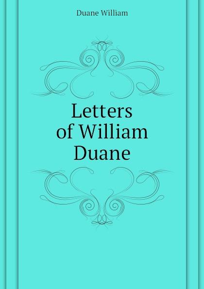 Duane William Letters of William Duane duane swierczynski ken lashley cable king size 1