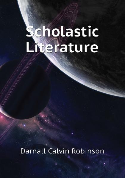 Darnall Calvin Robinson Scholastic Literature