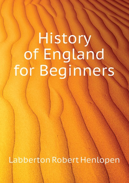 History of England for Beginners