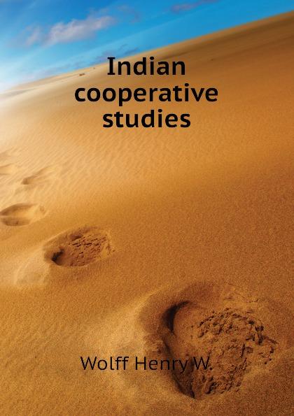 Indian cooperative studies
