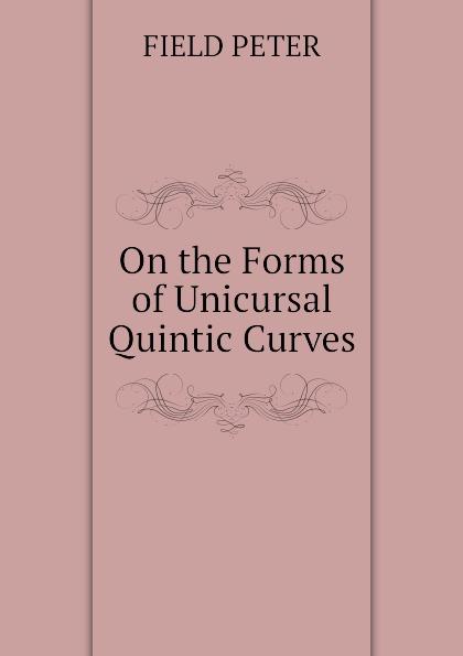 FIELD PETER On the Forms of Unicursal Quintic Curves discrete quartic and quintic spline interpolation