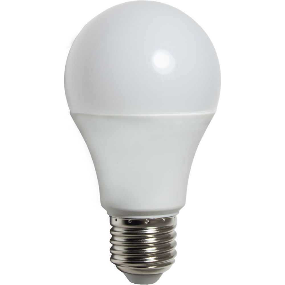 лампа светодиодная classic led d e27 10w 3300k шар матовый 4690389085536 Лампочка Feron 10W 230V E27 4000K, SBA6010
