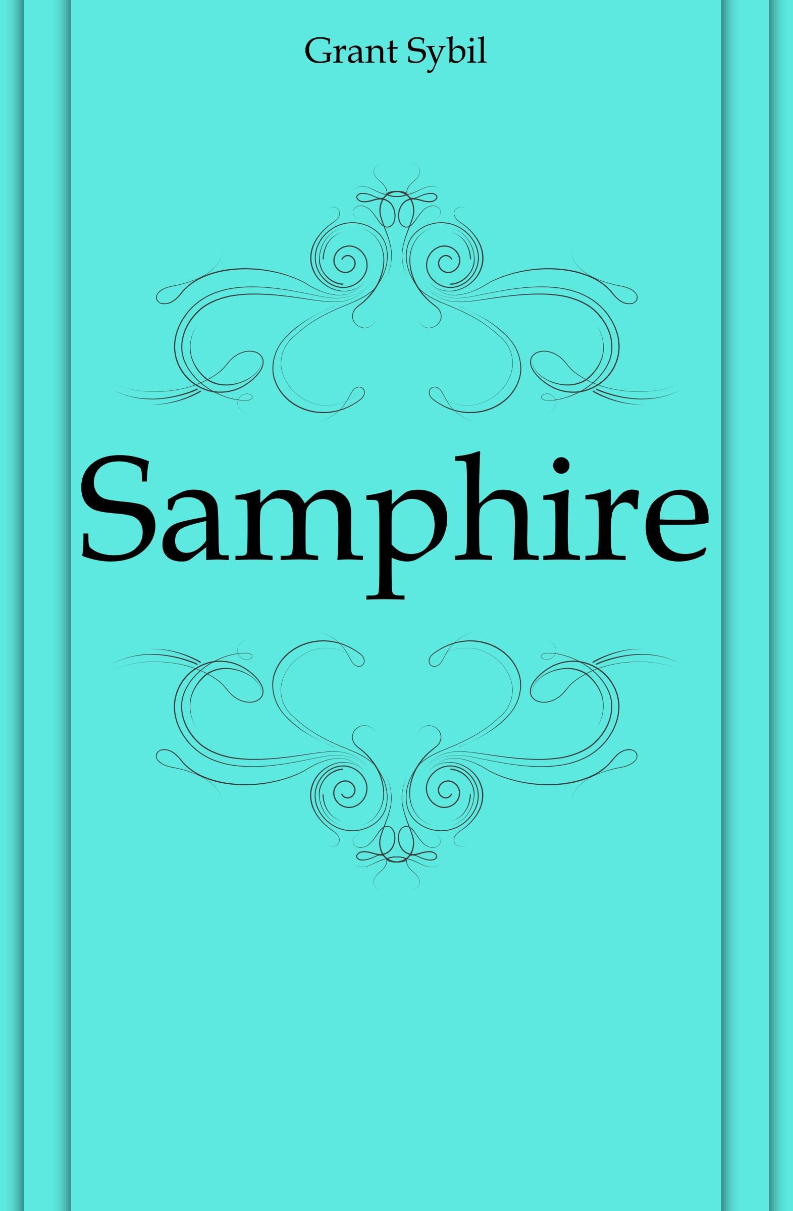 Grant Sybil Samphire sybil