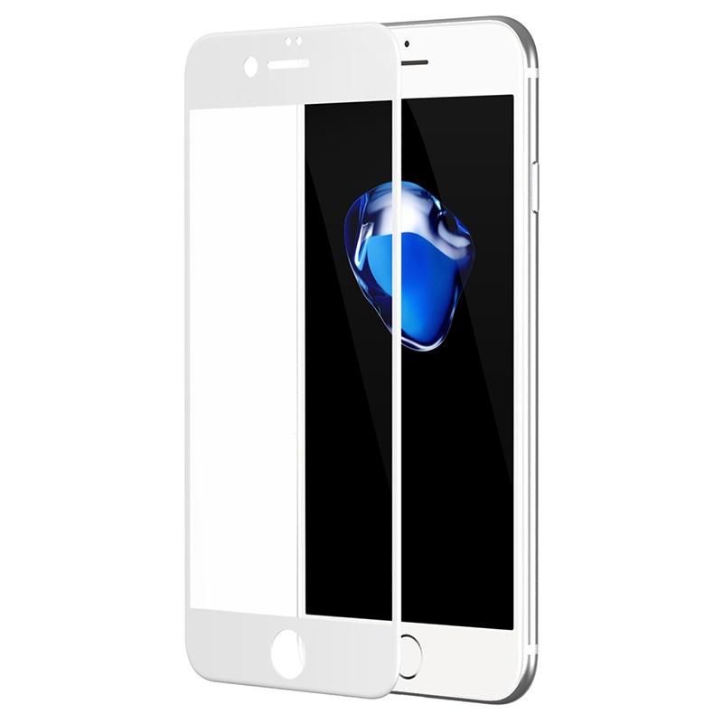 Защитное стекло для Apple iPhone 7 и 8 серии., белый