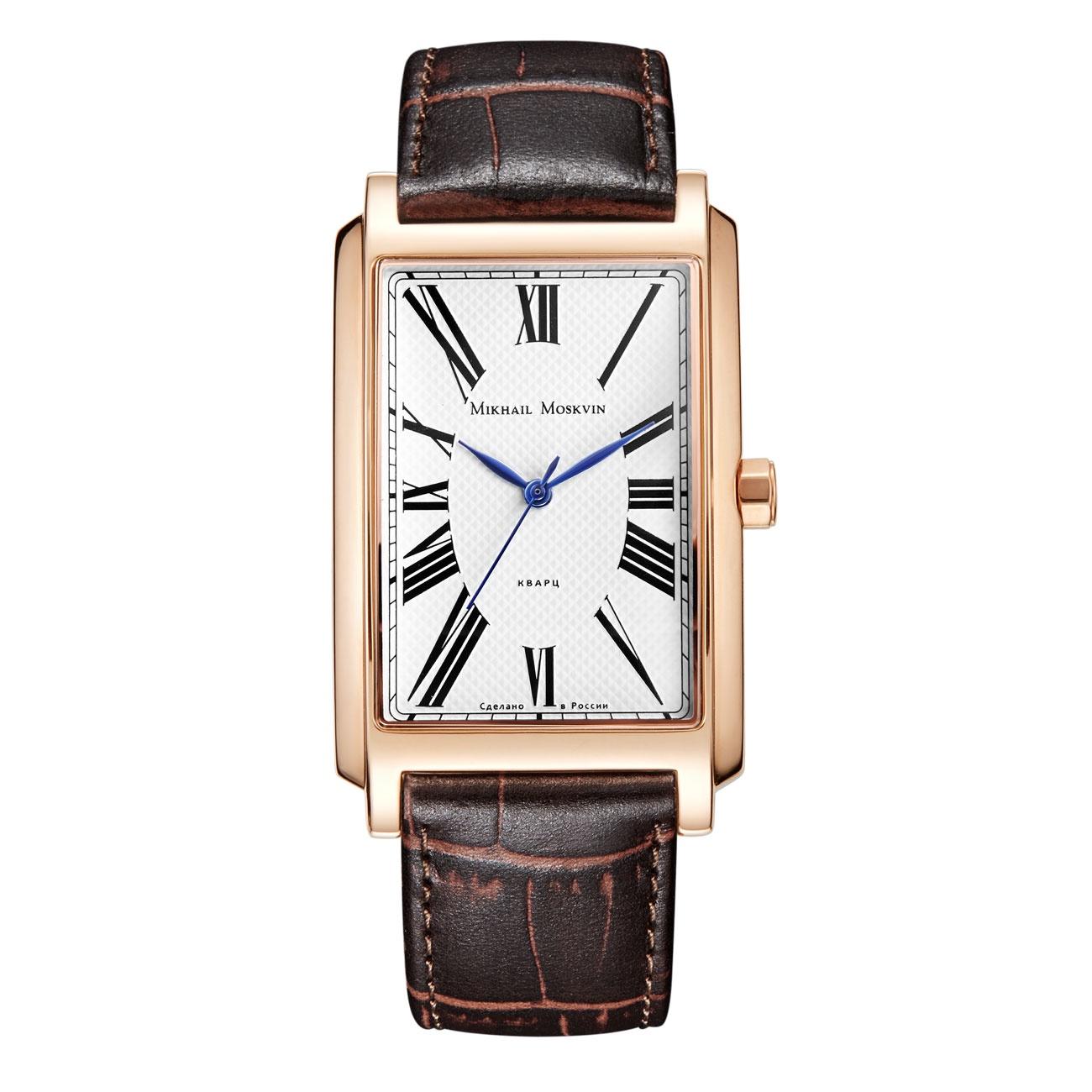 лучшая цена Часы Mikhail Moskvin 1271A3L4