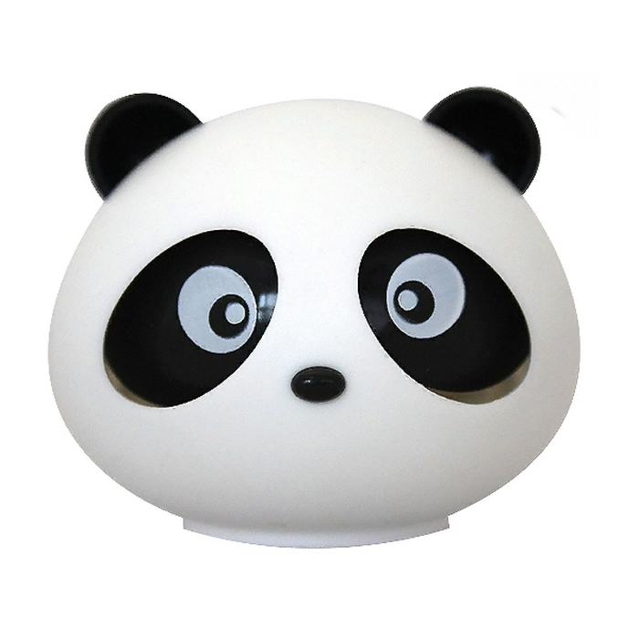 Автомобильный ароматизатор Autostandart Panda, на приборную панель, ваниль автомобильный держатель autostandart uni mjunt на приборную панель стекло 55 85 мм