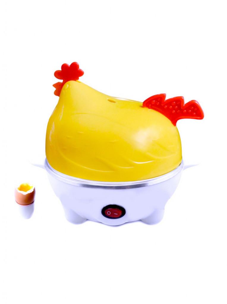 Яйцеварка Migliore на 7яиц, желтый, белый