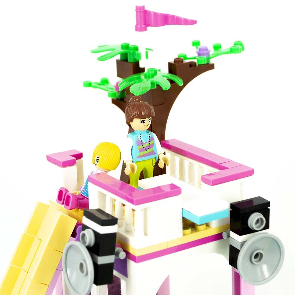 Развивающая игрушка DOLEMIKKI WJ0017