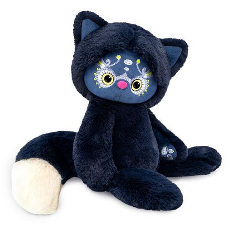 Мягкая игрушка Budibasa Нео черный