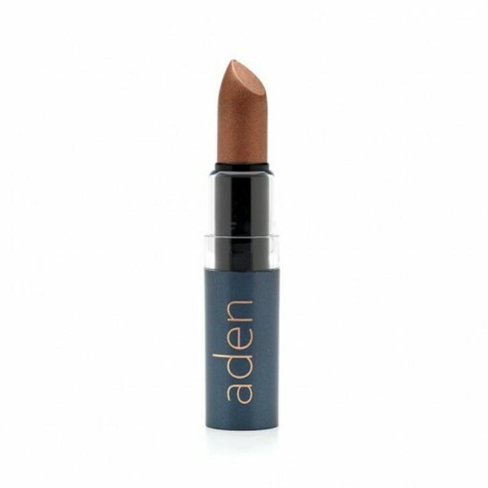 Губная помада Aden cosmetics Увлажняющая для губ 12 Peru (Перу)