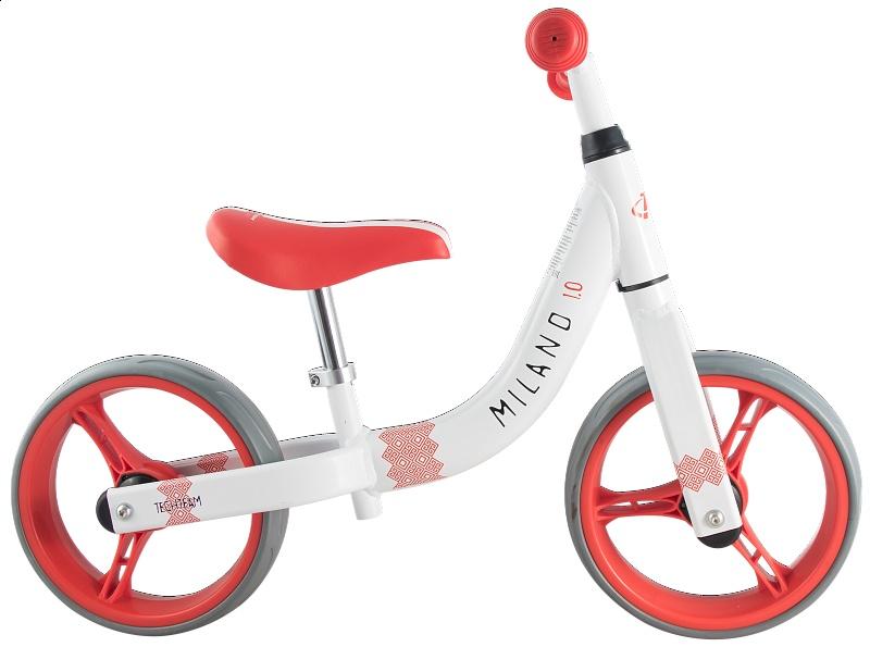 Беговел Tech Team Milano 1.0 велосипед orbea ordu m team xs 2014