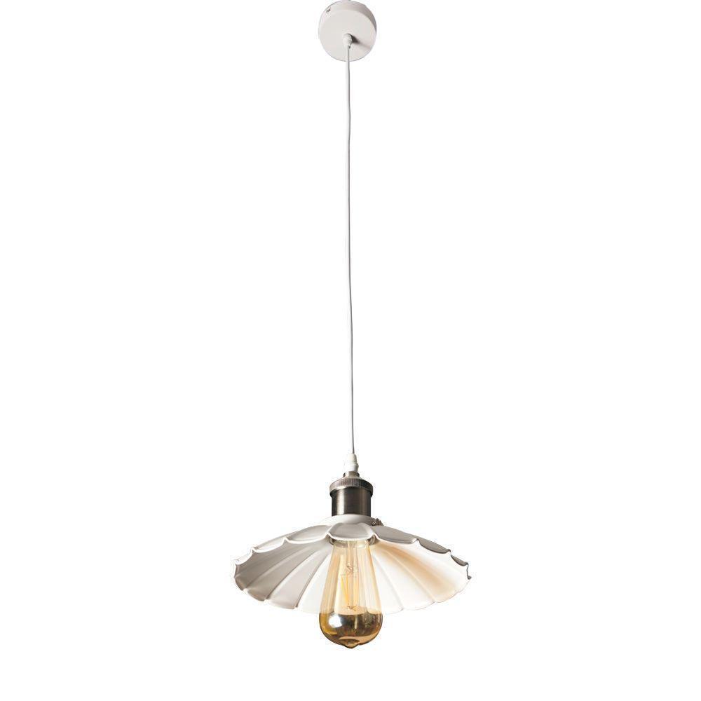 Подвесной светильник Arte Lamp A8160SP-1WH, белый подвесной светильник arte lamp giorno a9304sp 1wh