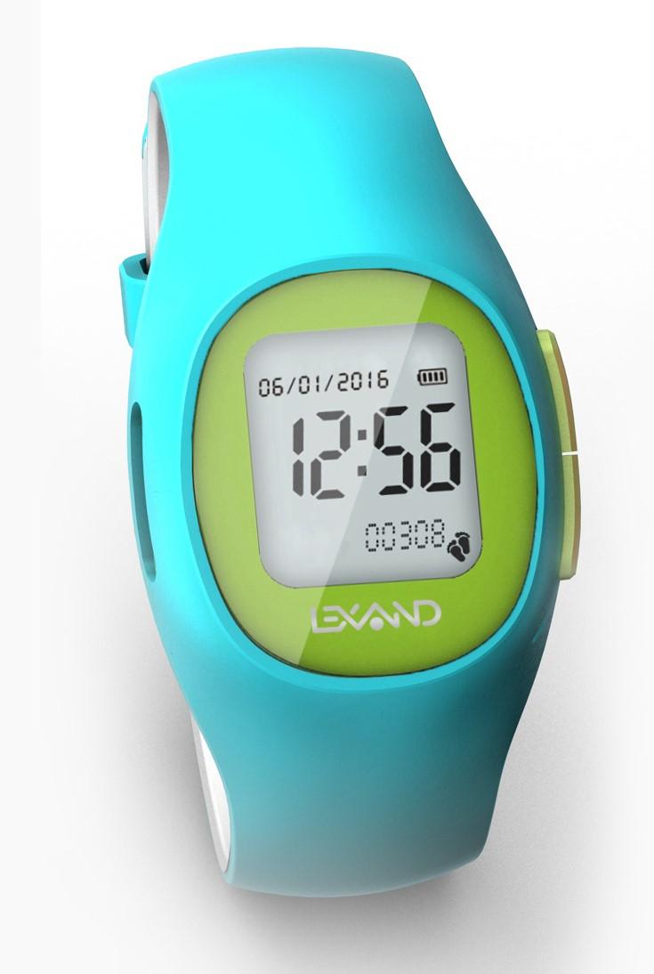 Умные часы для детей Lexand Kids Radar, голубой