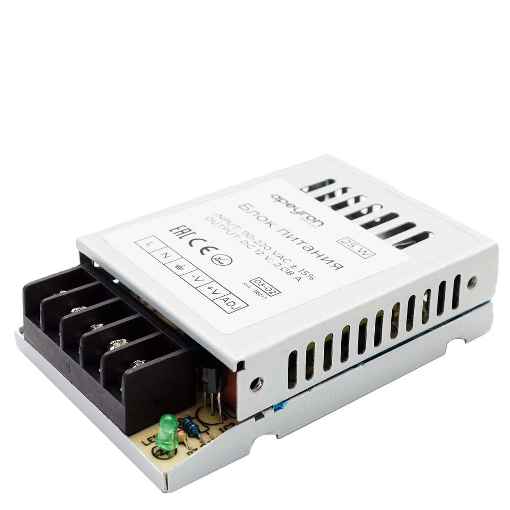 Блок питания для светильника APEYRON electrics 03-02, серебристый блок питания для светильника apeyron electrics 03 46 серебристый