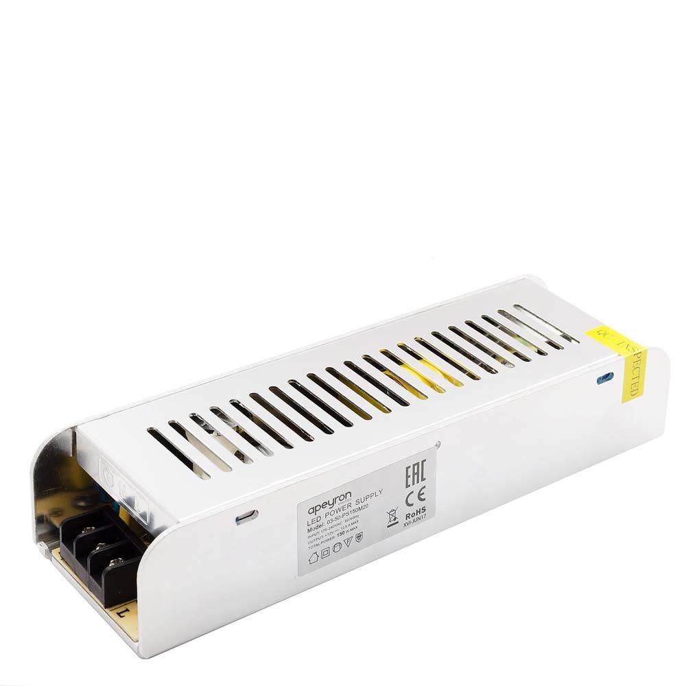 Блок питания для светильника APEYRON electrics 03-50, серебристый блок питания для светильника apeyron electrics 03 46 серебристый