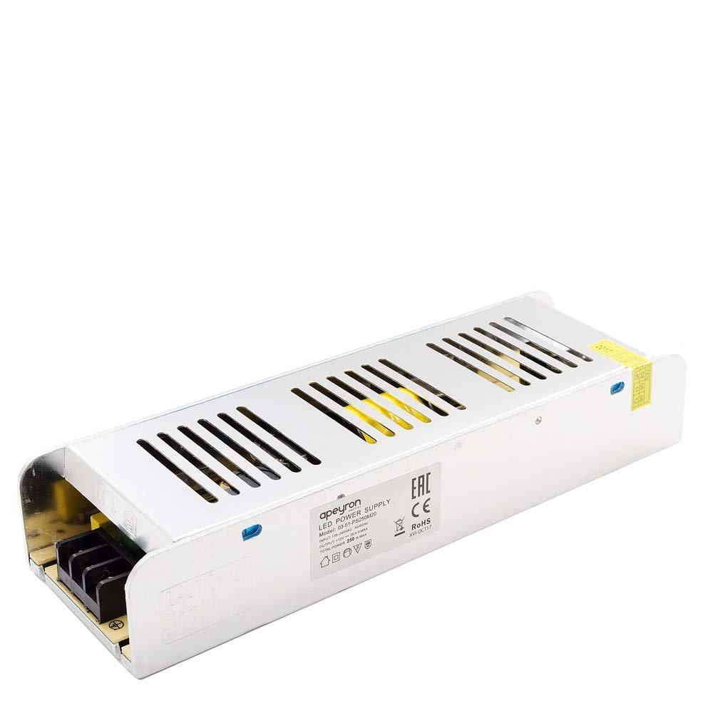 Блок питания для светильника APEYRON electrics 03-51, серебристый блок питания для светильника apeyron electrics 03 46 серебристый