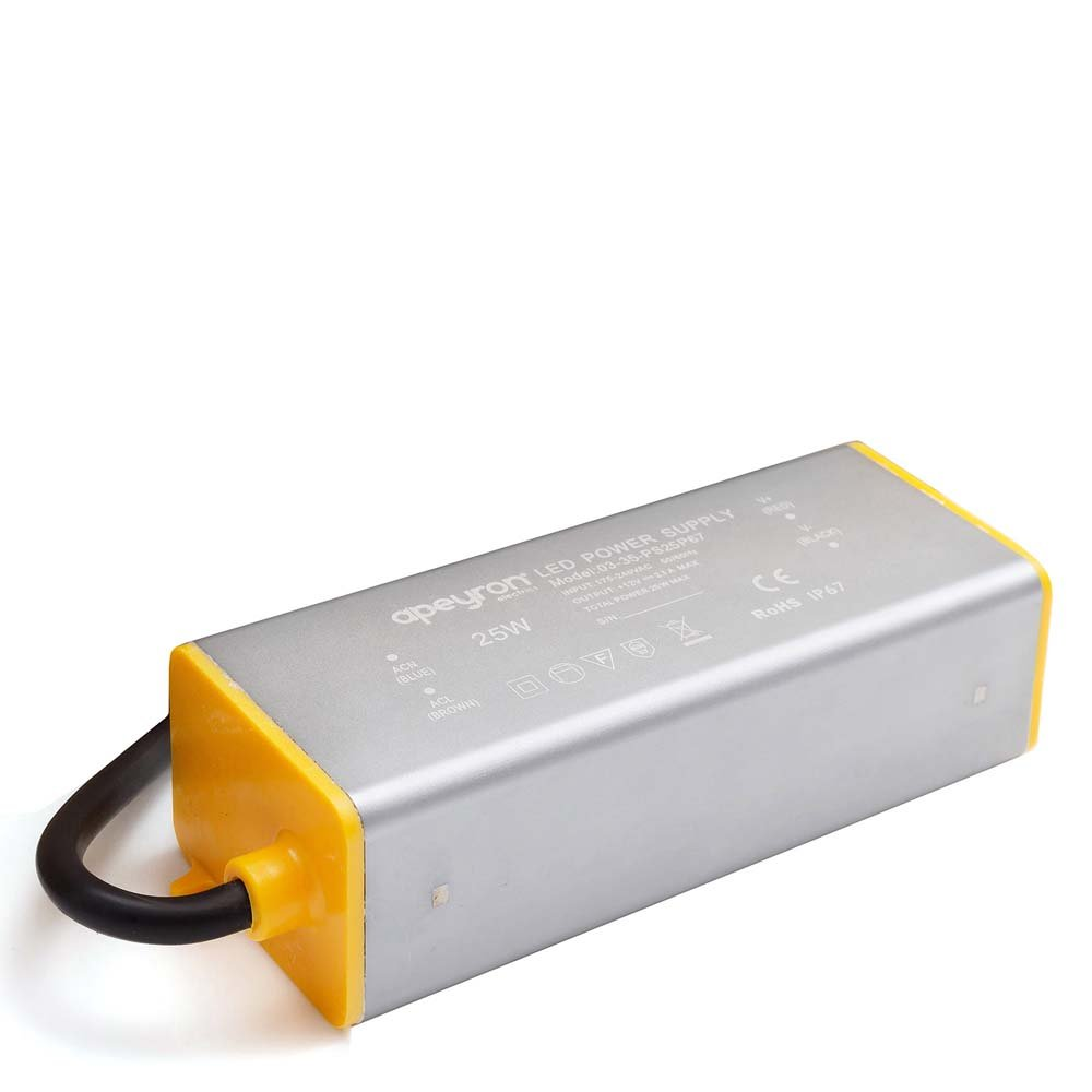 Фото - Блок питания для светильника APEYRON electrics 03-35 блок питания accord atx 1000w gold acc 1000w 80g 80 gold 24 8 4 4pin apfc 140mm fan 7xsata rtl