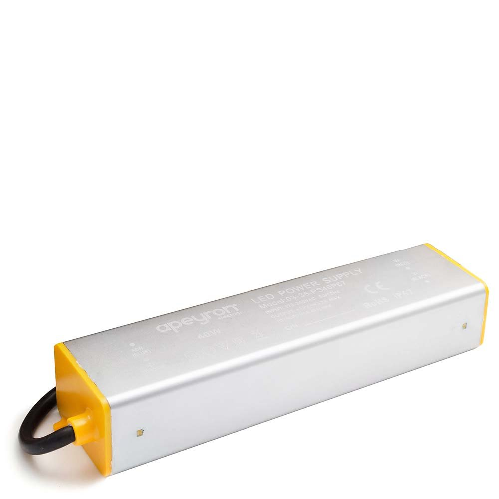 Блок питания для светильника APEYRON electrics 03-36, серебристый блок питания для светильника apeyron electrics 03 46 серебристый