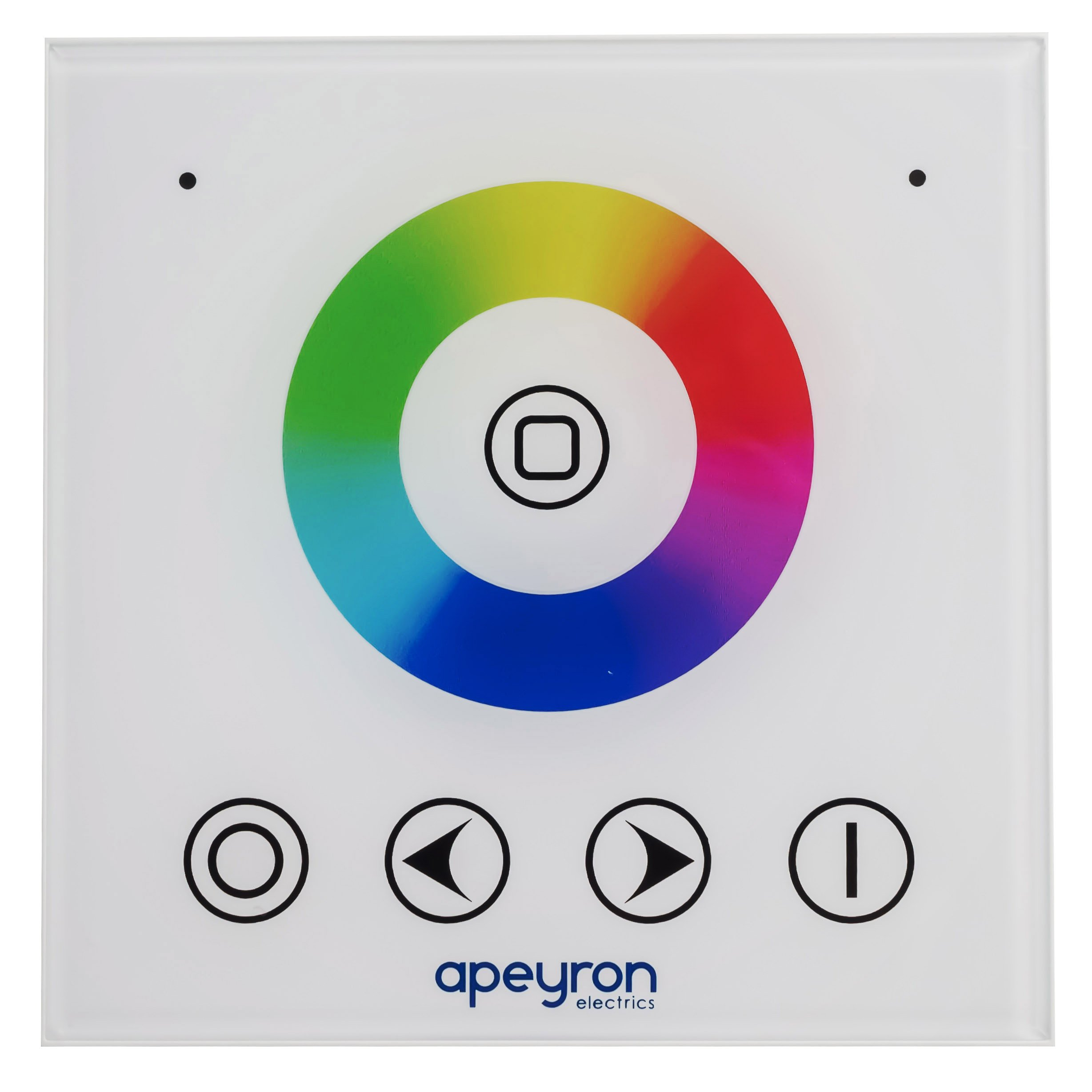 Контроллер управления светом APEYRON electrics 04-09, белый контроллер для светодиодной www ленты с пультом ду эра www controler 12 a03 rf