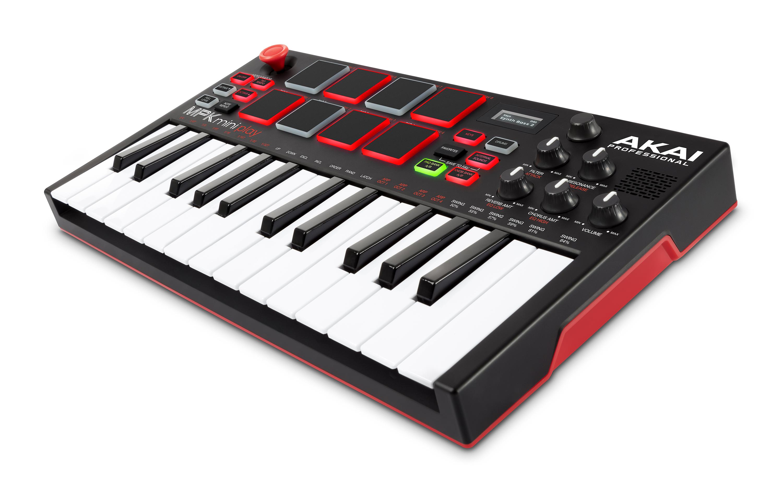 MIDI-клавиатура Akai Pro MPKMINIPLAY