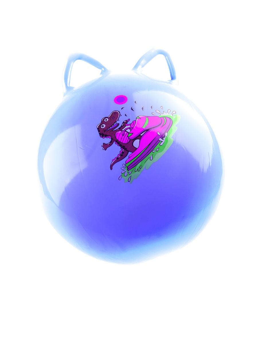купить Мяч для фитнеса TipTop Мяч прыгун, синий по цене 800 рублей